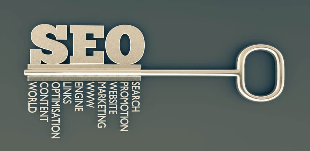 SEO is key