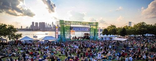 Festival-Pier