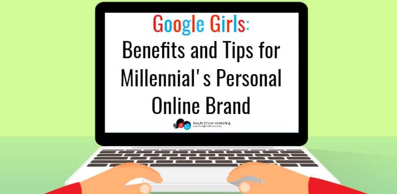 Google Girls Brand Strategy