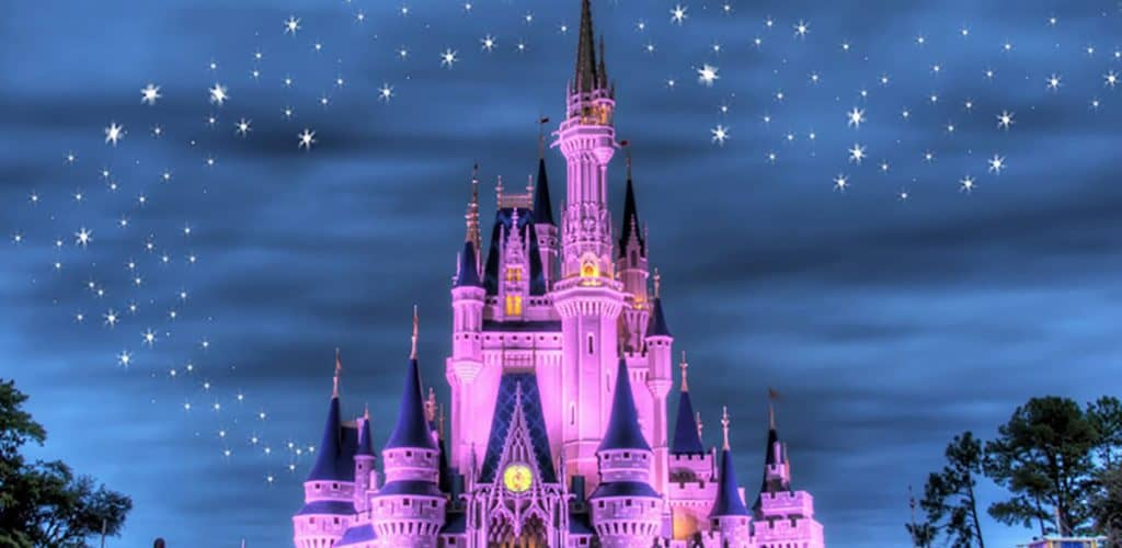 The Google Guys and Girls favorite Disney image: Cinderella's Castle