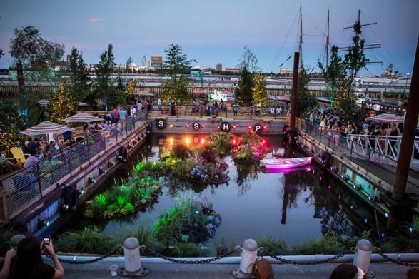 Philadelphia waterfront sessions