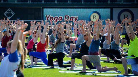 philadelphia yoga day