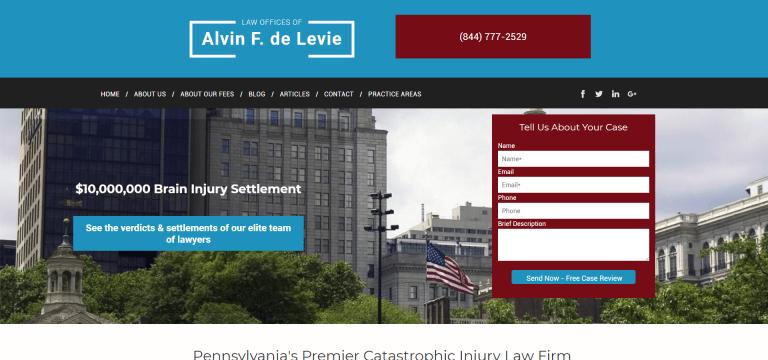 Alvin F. de Levie