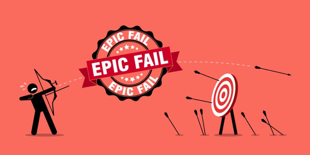 Content Marketing Epic Fail