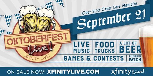 Oktober Fest Live!